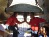 Campanari di Gubbio in azione